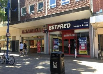 Thumbnail Retail premises for sale in 82 High Street, Scunthorpe