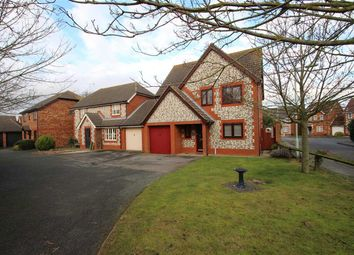 Thumbnail 4 bedroom detached house for sale in Bugsby Way, Grange Farm, Kesgrave, Ipswich