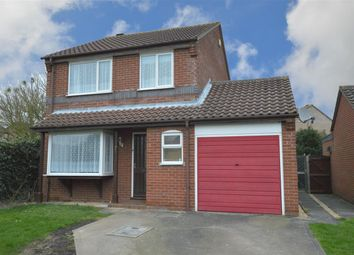 Thumbnail 3 bed detached house for sale in Pocklington Way, Heckington, Sleaford