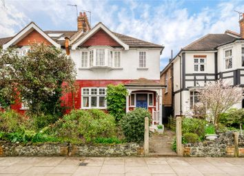 Thumbnail 4 bed semi-detached house for sale in Wilmington Avenue, Chiswick, London