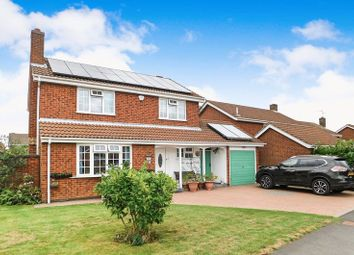 Thumbnail 4 bed detached house for sale in Winchester Road, Grantham