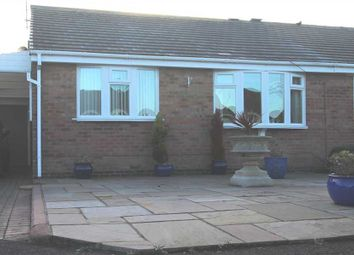 Thumbnail 2 bed bungalow for sale in Till Grove, Ellington, Morpeth