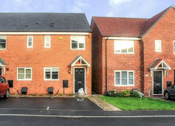 Thumbnail 2 bed end terrace house for sale in Performance Way, Melton Mowbray