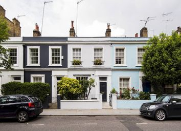 Thumbnail 4 bed terraced house to rent in Portobello Road, London
