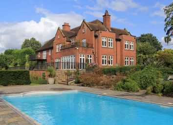 Thumbnail 5 bed detached house for sale in Butterton, Newcastle-Under-Lyme