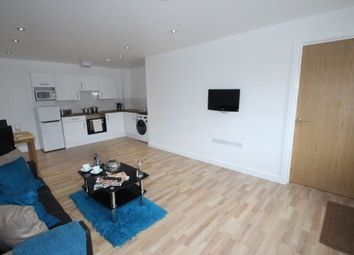 Thumbnail 1 bed flat to rent in Swithland Avenue, Leicester
