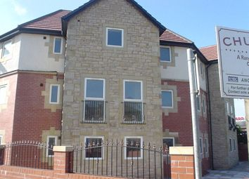 Thumbnail 2 bed flat to rent in Deardens Street, Bury