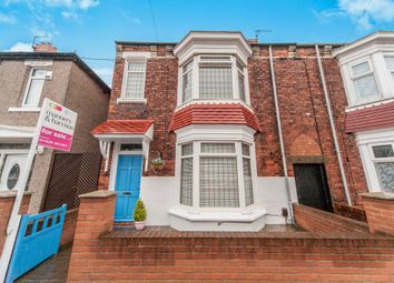Thumbnail 3 bed end terrace house for sale in Wansbeck Gardens, Hartlepool