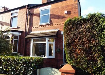 Thumbnail 3 bed end terrace house for sale in George Lane, Bredbury, Stockport, Greater Manchester