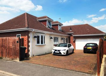 Thumbnail 5 bed detached bungalow for sale in The Ridings, Waltham Chase, Southampton