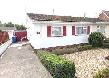 Thumbnail 2 bed bungalow for sale in Pen Tywyn, Prestatyn, Denbighshire, North Wales