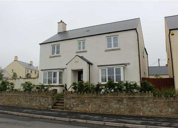 Thumbnail 4 bed detached house for sale in Llanrhidian, Swansea