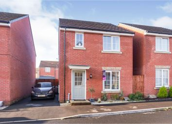 Thumbnail 3 bed detached house for sale in Lle'r Gelli, Caerphilly
