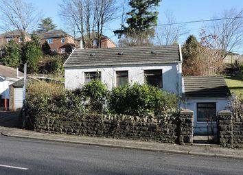 Thumbnail 2 bed detached house for sale in James Street, Pontardawe, Swansea