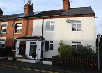 Thumbnail 2 bed terraced house for sale in Barwell Road, Kirby Muxloe, Leicester