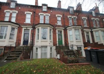 Thumbnail 9 bed terraced house to rent in Cardigan Road, Hyde Park, Leeds