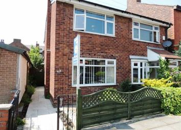 Thumbnail 2 bed semi-detached house for sale in Holly Street, Droylsden, Droylsden Manchester
