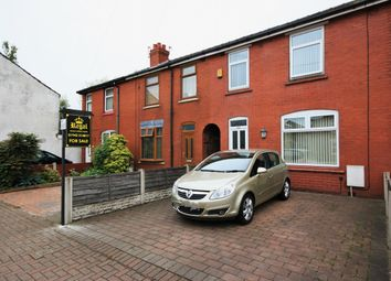 Thumbnail 3 bed terraced house for sale in City Road, Orrell, Wigan