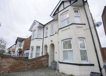 Thumbnail 3 bed semi-detached house to rent in Icknield Road, Luton
