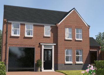 Thumbnail 4 bed detached house for sale in Lime Tree Park, Chesterfield