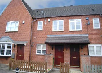 Thumbnail 2 bed mews house to rent in Calcutt Way, Dickens Heath, Solihull, West Midlands
