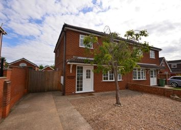 Thumbnail 3 bedroom semi-detached house to rent in Redwood Drive, Cleethorpes