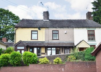Thumbnail 2 bed terraced house for sale in Lightwood Road, Lightwood