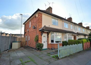 Thumbnail 2 bed end terrace house to rent in Countesthorpe Road, Wigston