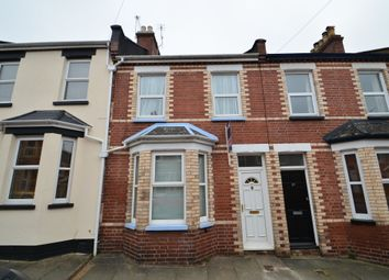 Thumbnail 3 bedroom terraced house to rent in Baker Street, Exeter
