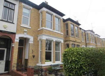Thumbnail 4 bedroom terraced house for sale in Sunny Bank, Hull, East Yorkshire