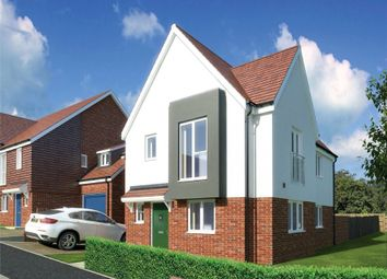 Thumbnail 4 bed detached house for sale in Kingsvale, Pick Hill, Waltham Abbey, Essex