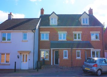 Thumbnail 3 bed terraced house for sale in John Alder Close, Swindon