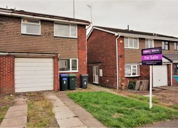Thumbnail 3 bed semi-detached house for sale in Latham Avenue, Great Barr