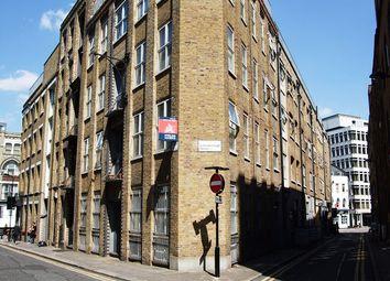 Thumbnail Studio to rent in 9 Gatesborough Street, London
