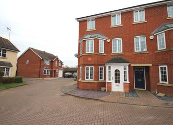 Thumbnail 4 bed semi-detached house for sale in Kings Park Drive, Binley, Coventry