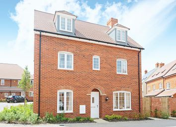 Thumbnail 4 bedroom detached house for sale in Cumnor Hill, Oxfordshire
