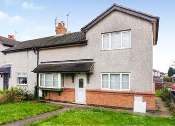 Thumbnail 3 bedroom end terrace house for sale in Field Road, Stainforth, Doncaster