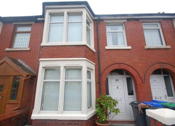 Thumbnail 3 bed terraced house to rent in Bloomfield Road, Blackpool