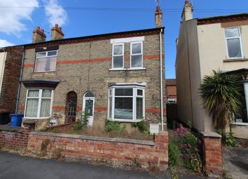 Thumbnail 3 bed semi-detached house for sale in Nelson Street, Gainsborough