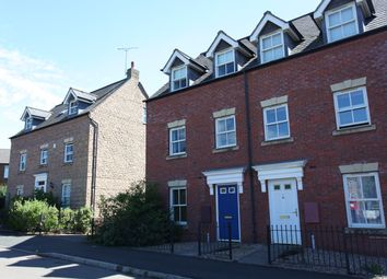 Thumbnail 4 bed town house to rent in Usher Drive, Banbury