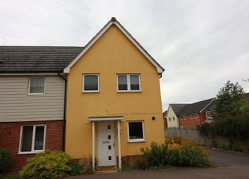 Thumbnail Semi-detached house to rent in Anson Road, Cambridge