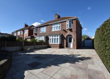Thumbnail 3 bed semi-detached house for sale in Netherton Road, Worksop