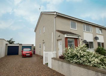 Thumbnail 2 bed flat for sale in Milnefield Avenue, Elgin, Moray