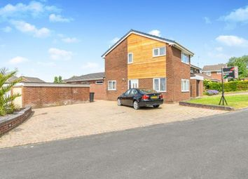 Thumbnail 3 bedroom detached house for sale in Martindale Grove, Beechwood, Runcorn, Cheshire