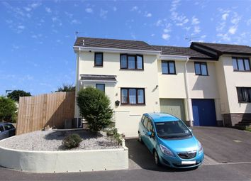 Thumbnail 4 bed semi-detached house for sale in Hawthorn Road, Barnstaple, Devon