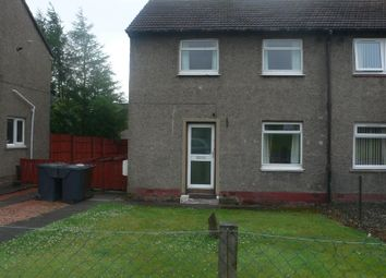 Thumbnail 2 bed semi-detached house to rent in Howlands Road, Stirling