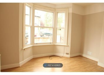 Thumbnail 1 bed flat to rent in Cheshire Road, London