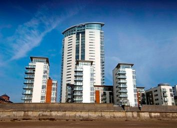 Thumbnail 3 bed flat to rent in Meridian Tower, Trawler Road