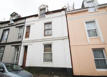 Thumbnail 6 bed terraced house for sale in Wolsdon Street, Plymouth