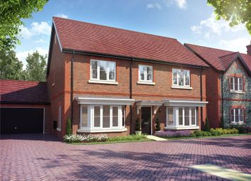 Thumbnail 4 bed detached house for sale in Farriers Rise, Bishops Lane, Ringmer, East Sussex